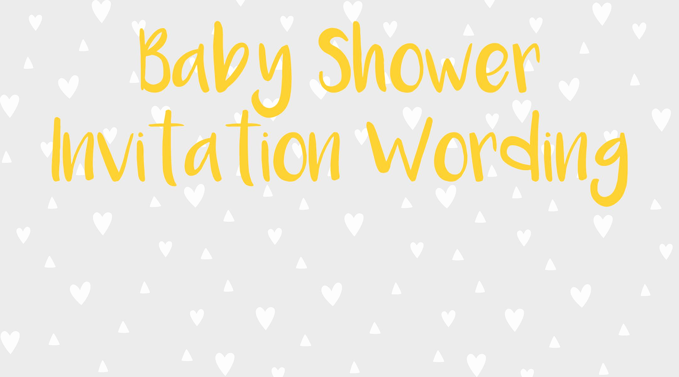 Diaper Shower Invitation Wording New 22 Baby Shower Invitation Wording Ideas