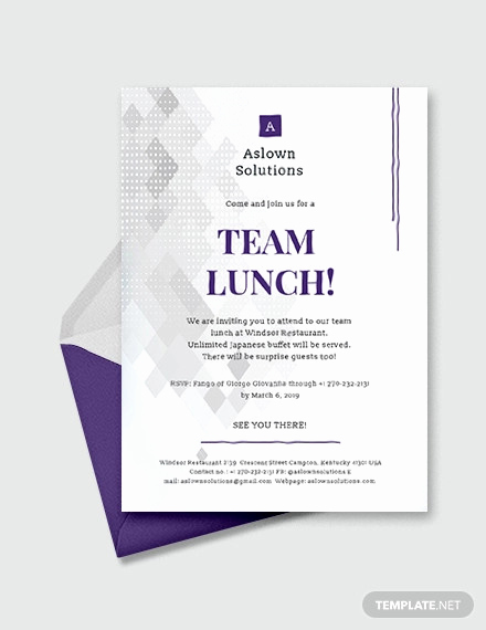 Dinner Invitation Email Template Beautiful 13 Work Dinner Invitations Word Psd Publisher