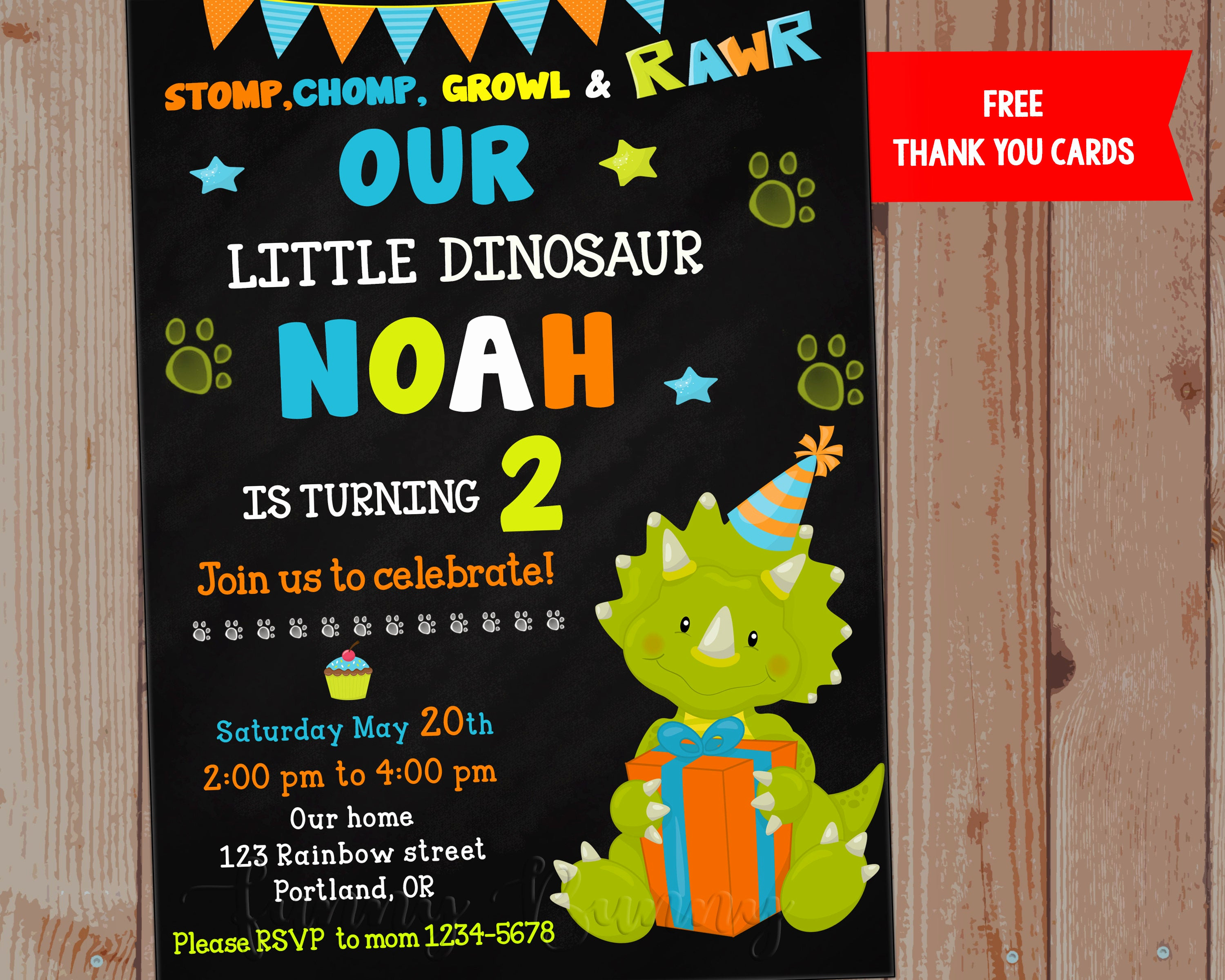 Dinosaur Birthday Invitation Wording Lovely Dinosaur Birthday Invitation Dinosaur Invitation Dinosaur