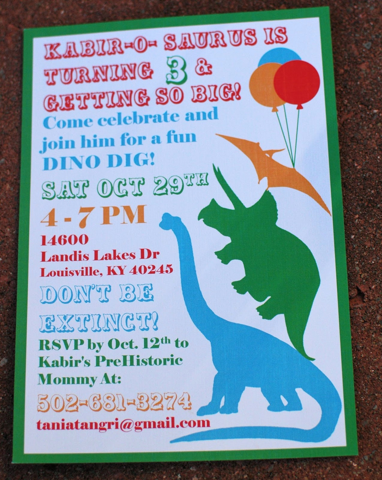 Dinosaur Birthday Invitation Wording New Turtlecraftygirl Rawr Dinosaur Birthday Party