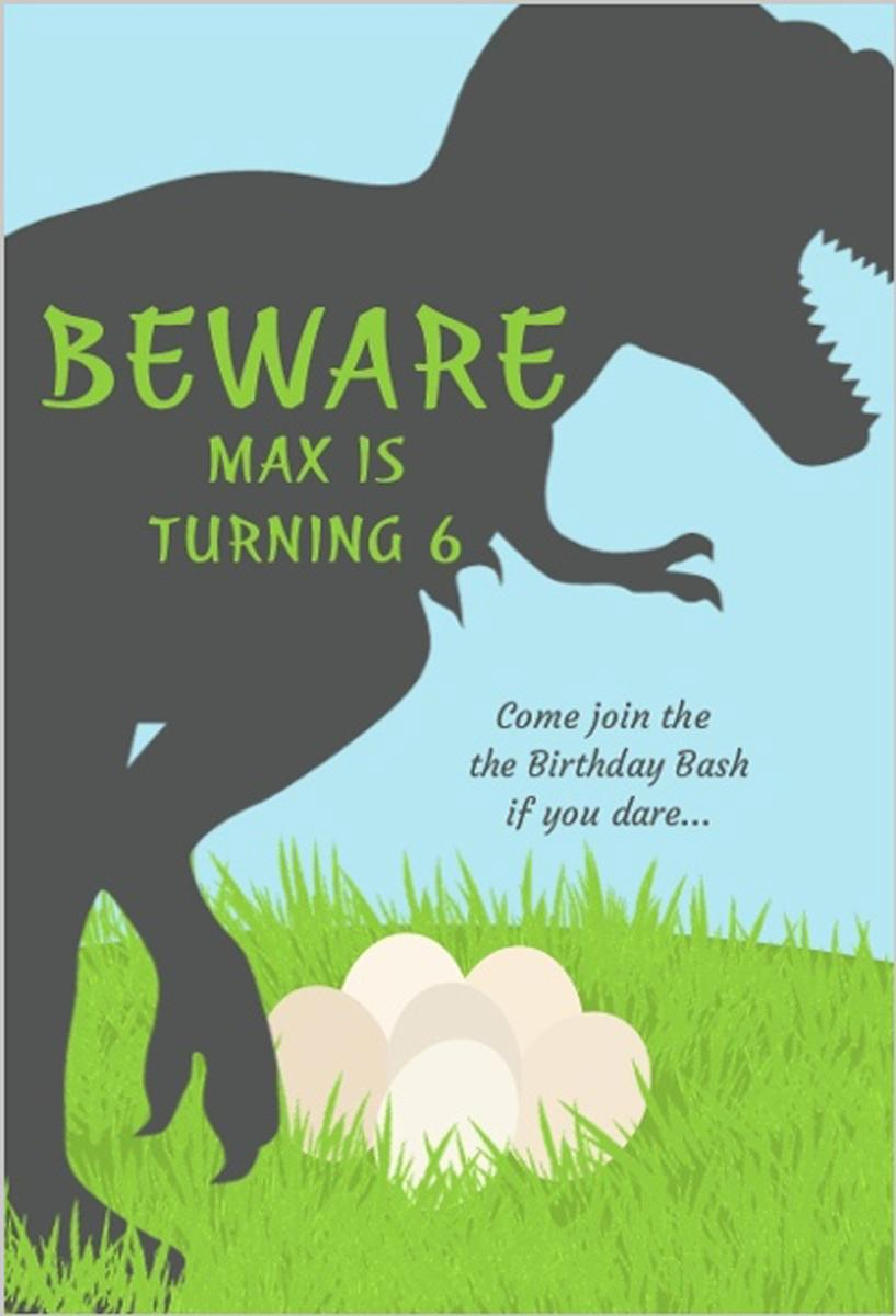 Dinosaur Birthday Invitation Wording Unique 17 Dinosaur Birthday Invitations How to Sample Templates