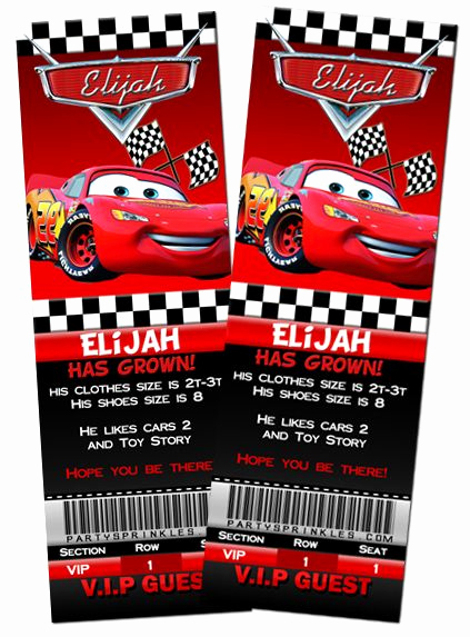 Disney Cars Invitation Template Fresh Disney Cars Invitations Template Wqmpg8x8
