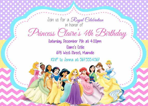 Disney Princess Invitation Template Beautiful 25 Best Ideas About Disney Princess Babies On Pinterest