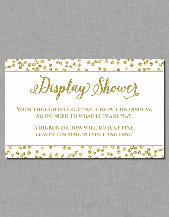 Display Shower Invitation Wording Lovely Display Shower Bridal Shower Amelia Br61 Printable