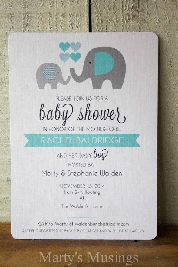 Diy Baby Shower Invitation Ideas Elegant Best 25 Baby Shower Invitations Ideas On Pinterest