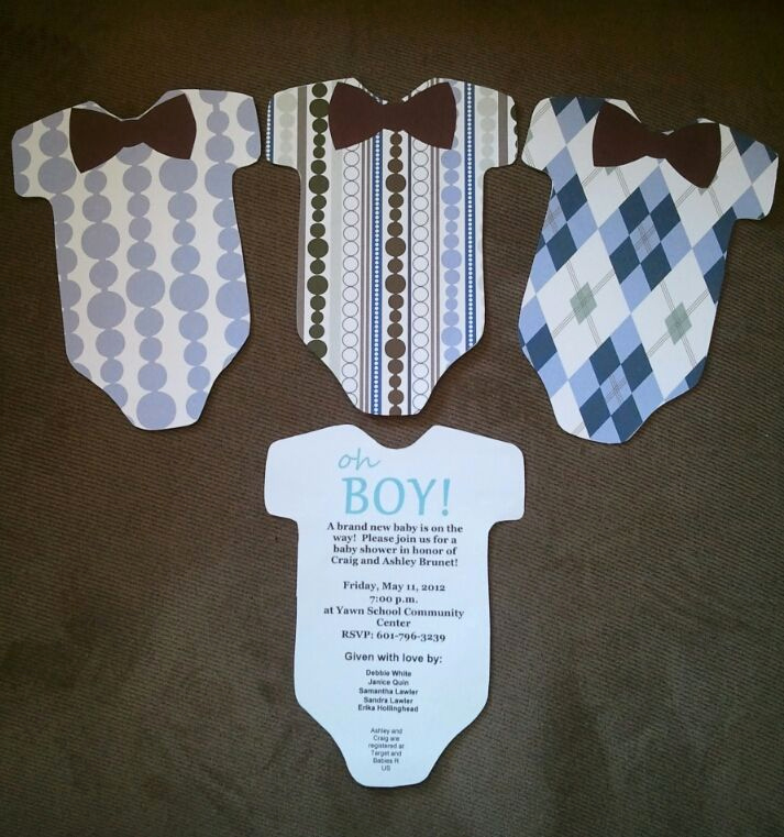 Diy Baby Shower Invitation Ideas Fresh Baby Shower Invitations Diy Baby Blue Pinterest