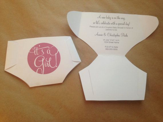 Diy Baby Shower Invitation Templates Awesome 1000 Ideas About Diaper Invitation Template On Pinterest