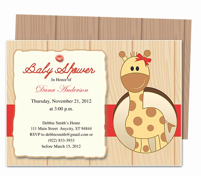 Diy Baby Shower Invitation Templates Best Of 42 Best Images About Baby Shower Invitation Templates On