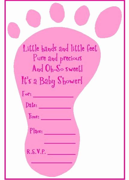 Diy Baby Shower Invitation Templates Elegant How to Make Diy Baby Shower Invitations