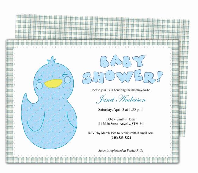 Diy Baby Shower Invitation Templates Fresh 18 Best Baby Shower Images On Pinterest
