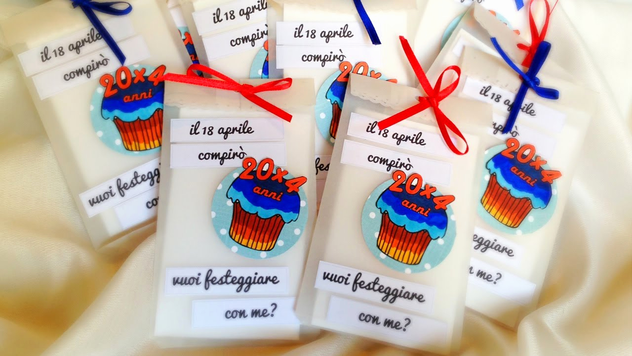 Diy Birthday Invitation Ideas Awesome D I Y Birthday Invitations ☼ Inviti Fai Da Te