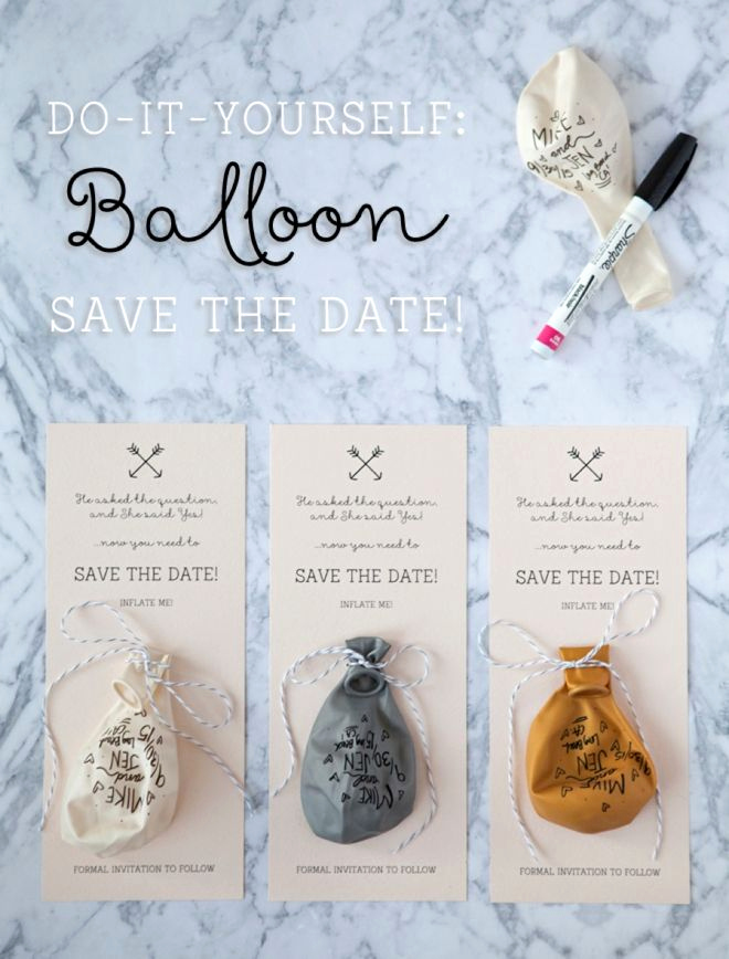 Diy Birthday Invitation Ideas Beautiful 25 Best Ideas About Balloon Invitation On Pinterest