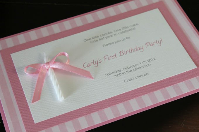 Diy Birthday Invitation Ideas Unique Homemade Birthday Invitations Ideas