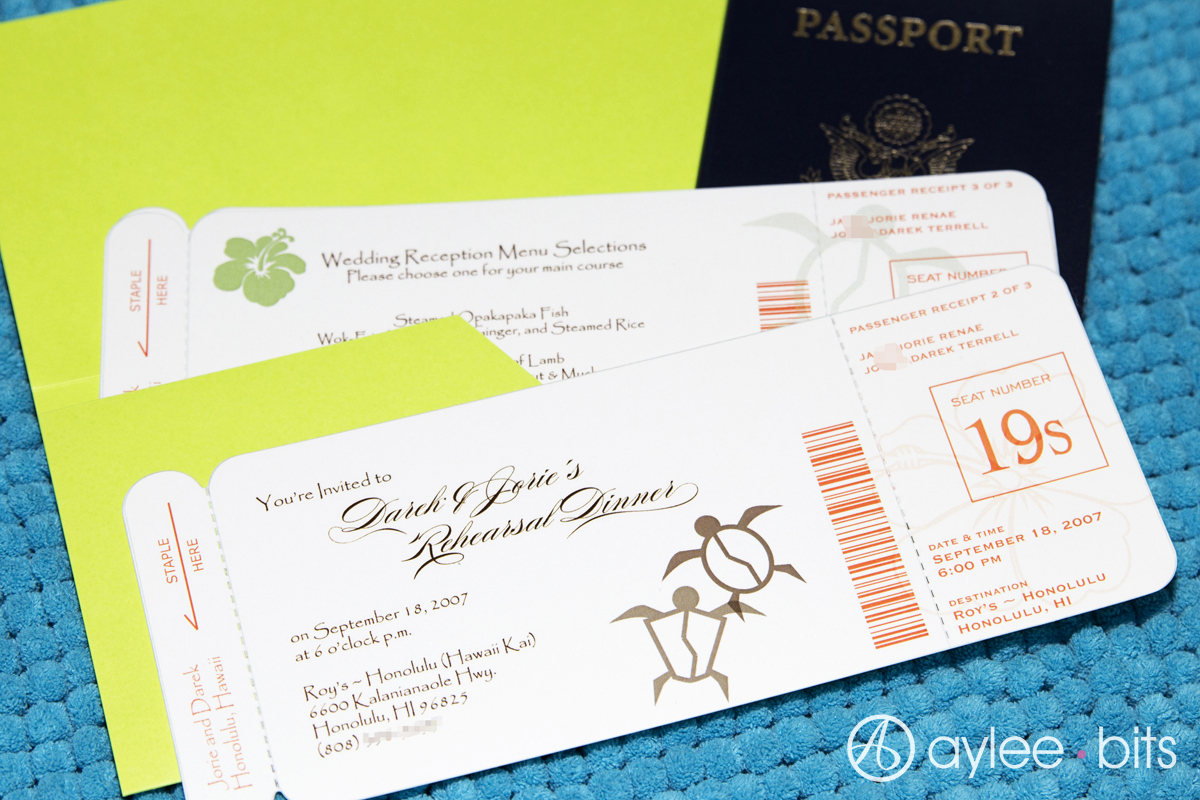 Diy Boarding Pass Invitation Awesome Diy Boarding Pass Invitation Save the Date
