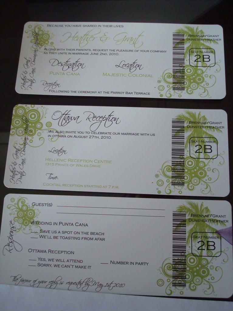 Diy Boarding Pass Invitation Inspirational My Diy Boarding Pass Invites Finally Diy forum