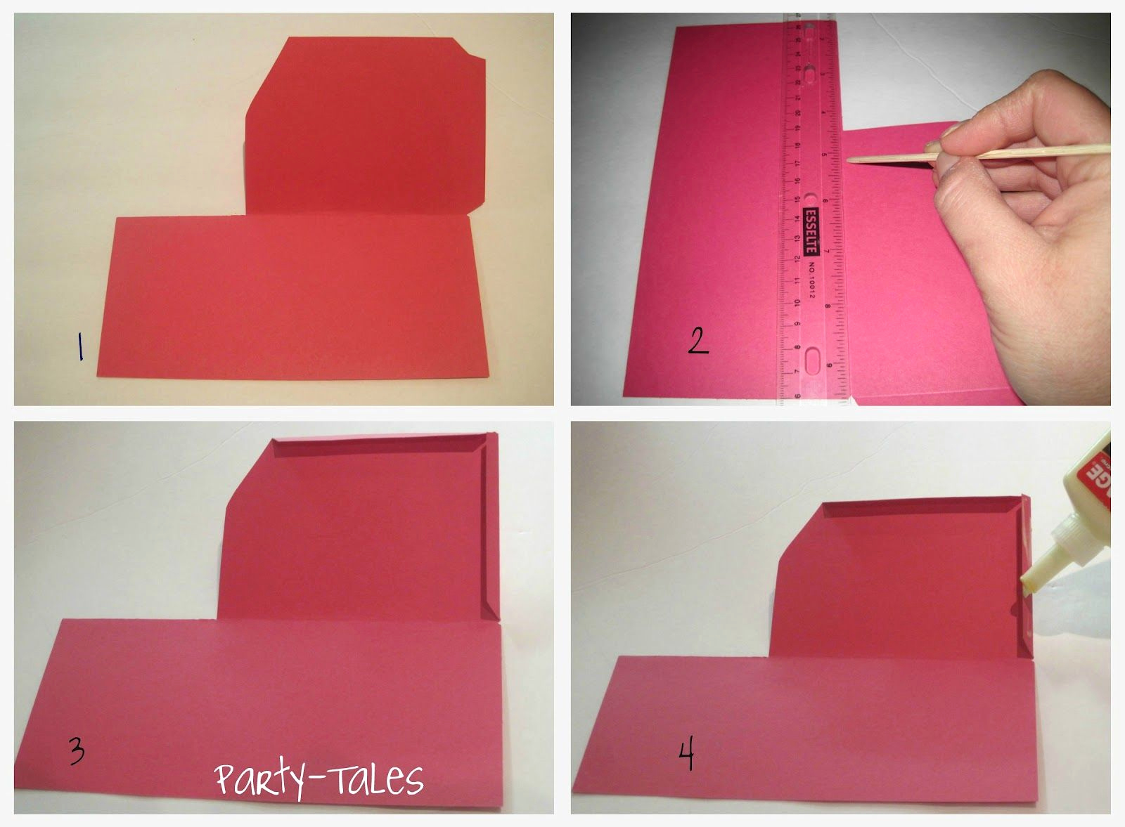 Diy Boarding Pass Invitation Lovely Party Tales Tutorial Diy How to Make A Boarding Pass