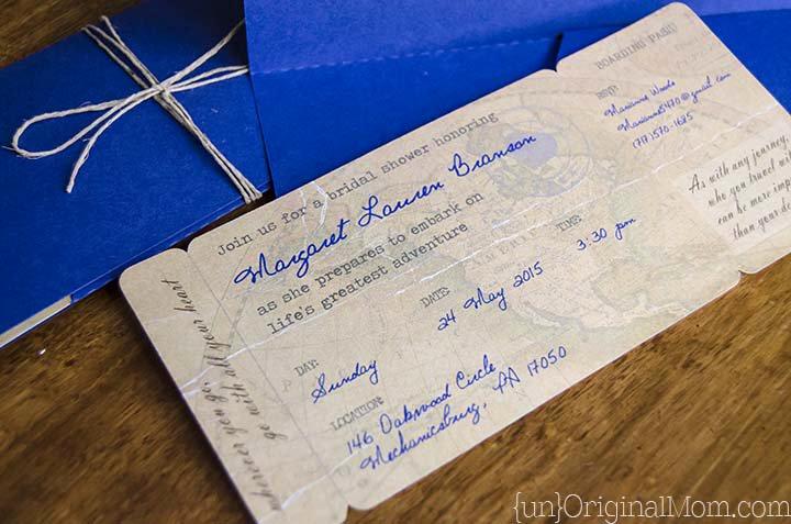 Diy Boarding Pass Invitation New Boarding Pass Wedding Invitations