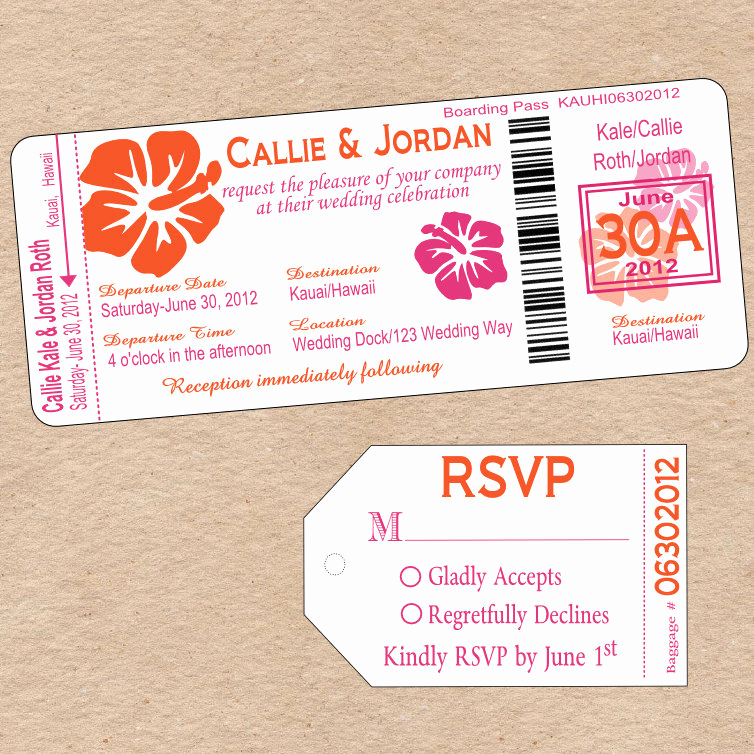 Diy Boarding Pass Invitation New Unavailable Listing On Etsy