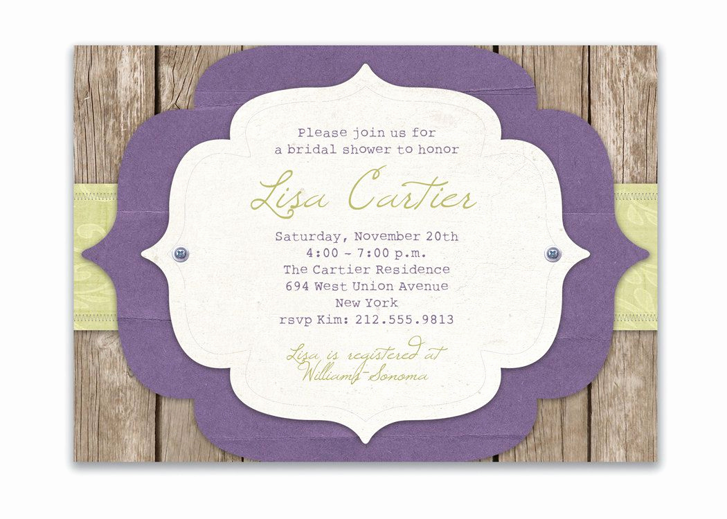 Diy Bridal Shower Invitation Templates Beautiful Diy Bridal Shower Invitations Diy Bridal Shower