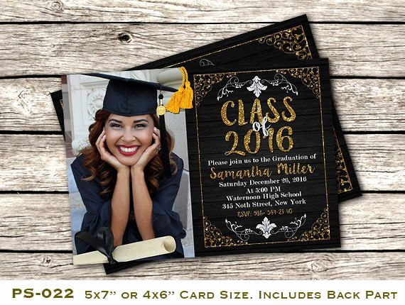 Diy Graduation Invitation Ideas Best Of 58 Best Graduation Card Ideas Images On Pinterest