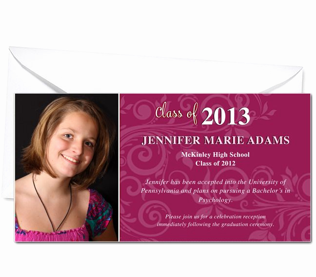 Diy Graduation Invitation Templates Free Elegant Graduation Announcements Printable Diy Graduation