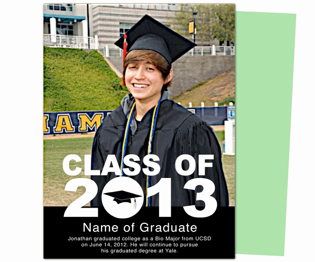 Diy Graduation Invitation Templates Free Inspirational Best 46 Printable Diy Graduation Announcements Templates