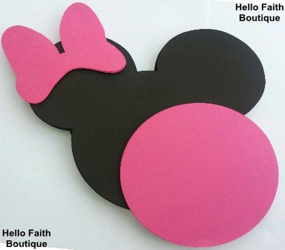 Diy Minnie Mouse Invitation Fresh 20 Diy Minnie Mouse Invitations Minnie Mouse Party by