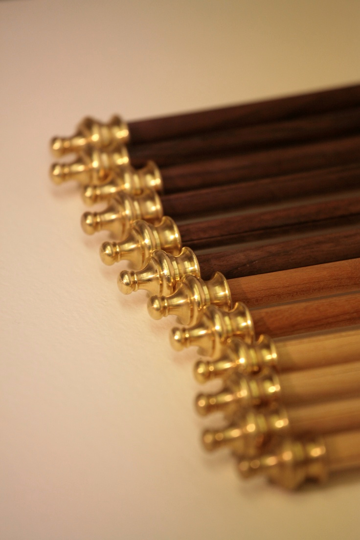 Diy Scroll Invitation Kit Fresh Wood and Brass Handles for Scroll Invitations by torahdor
