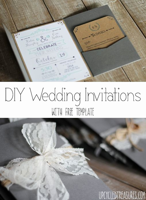 Diy Wedding Invitation Idea Fresh 508 Best Images About Diy Wedding Invitations Ideas On
