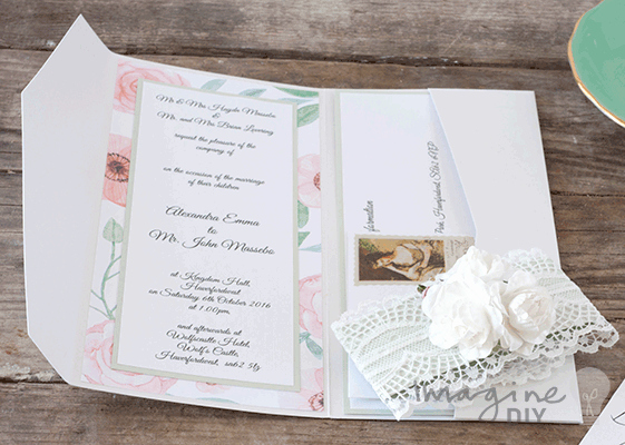 Diy Wedding Invitation Idea Luxury Wedding Invitations Gallery Imagine Diy