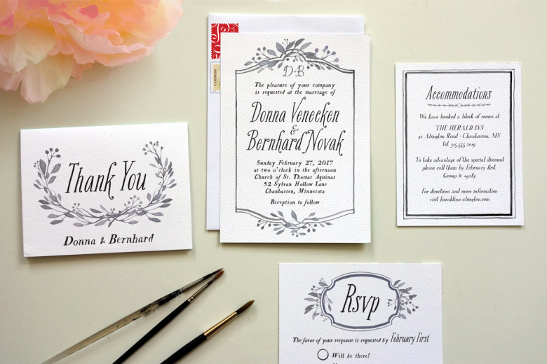 Diy Wedding Invitation Idea New How to Diy Wedding Invitations