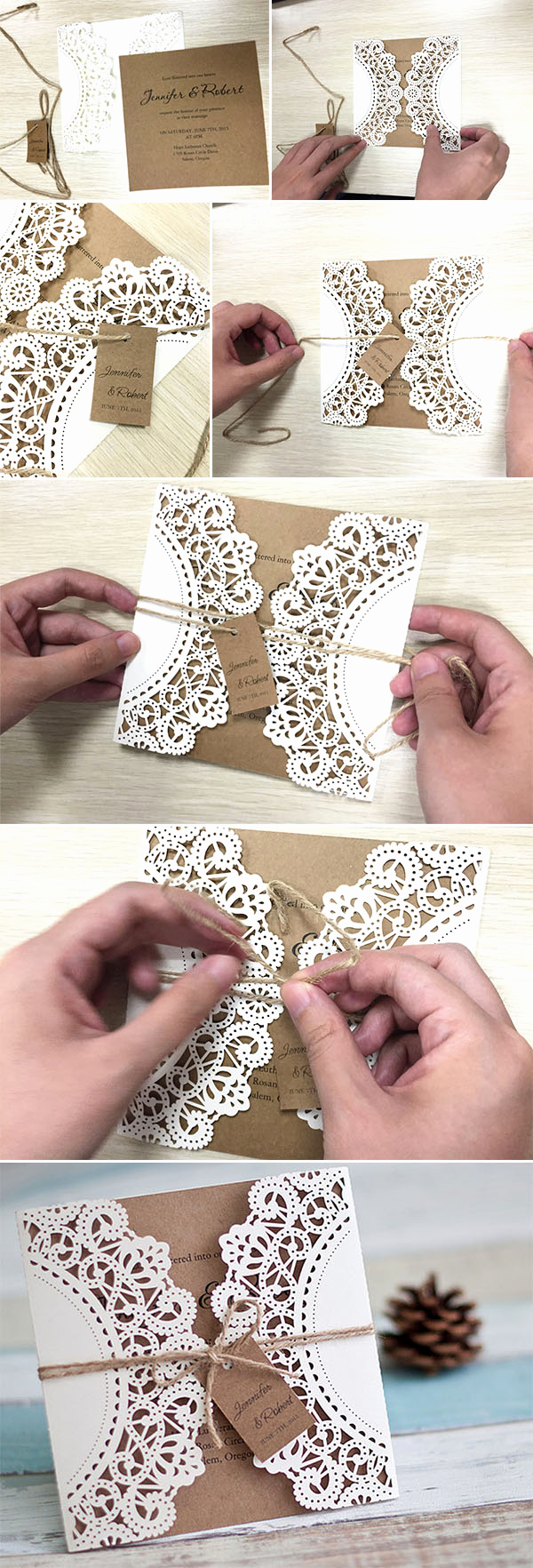 Diy Wedding Invitation Idea Unique Diy Wedding Ideas 10 Perfect Ways to Use Paper for Weddings