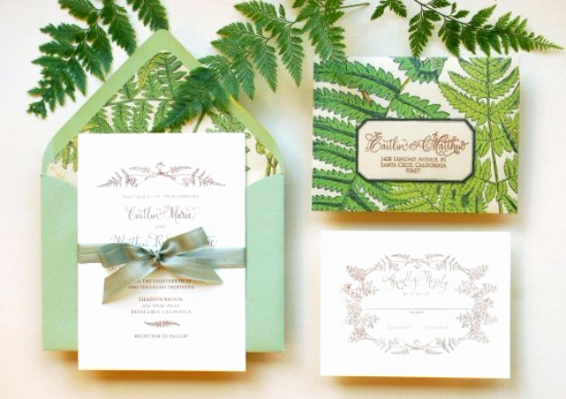 Diy Wedding Invitation Ideas Inspirational 27 Fabulous Diy Wedding Invitation Ideas