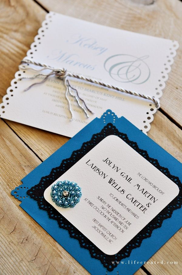 Diy Wedding Invitation Ideas Luxury 1000 Images About Diy Wedding Invitations Ideas On