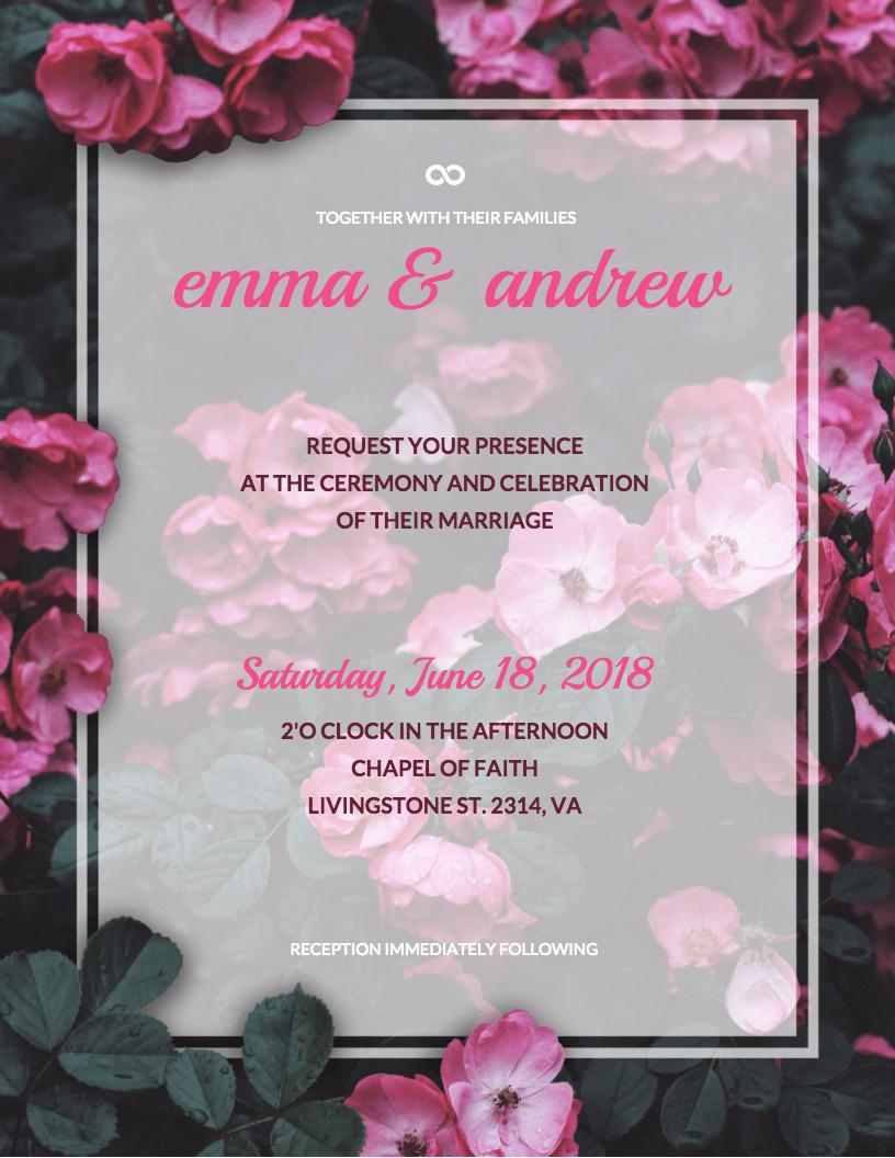 Diy Wedding Invitation Templates Awesome 19 Diy Bridal Shower and Wedding Invitation Templates