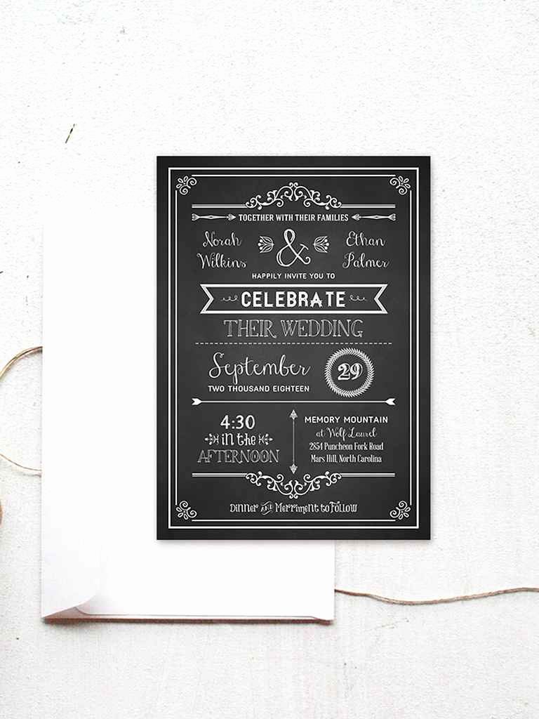 Diy Wedding Invitation Templates New 16 Printable Wedding Invitation Templates You Can Diy