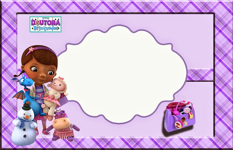 Doc Mcstuffin Invitation Template New Doc Mcstuffins Free Printable Invitations Cards or