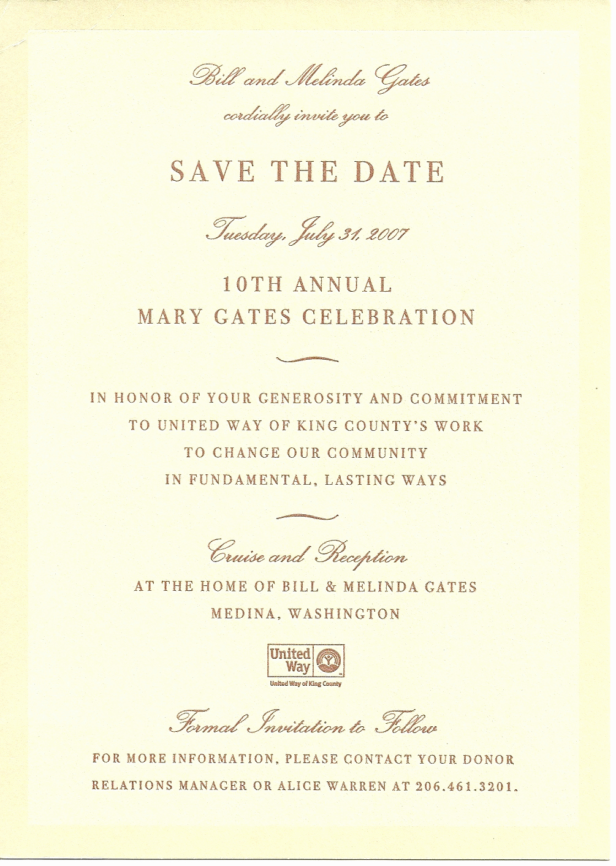 Donor Appreciation event Invitation Beautiful Unfor Table