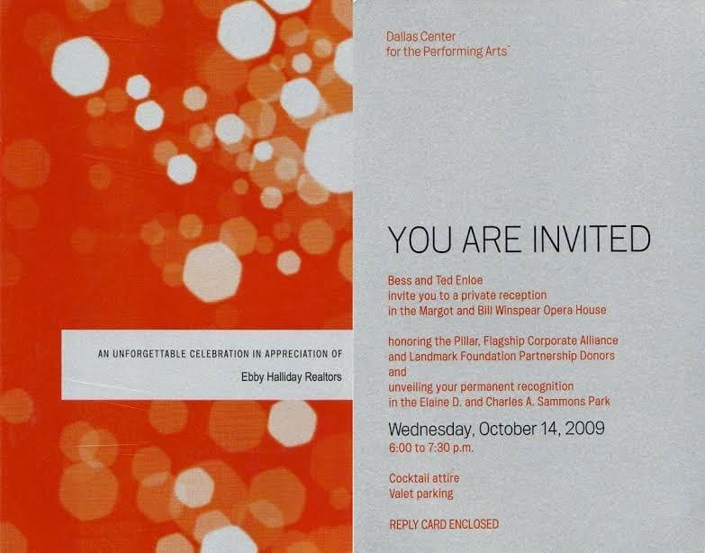 Donor Appreciation event Invitation Inspirational the Unhappy Philanthropist Giles Pegram Cbe
