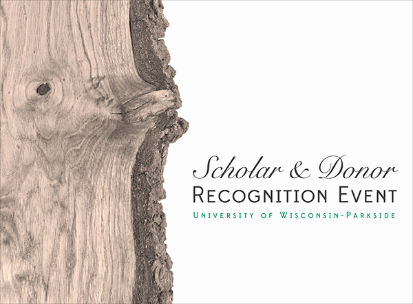 Donor Appreciation event Invitation New Scholar Donor Recognition event On Behance