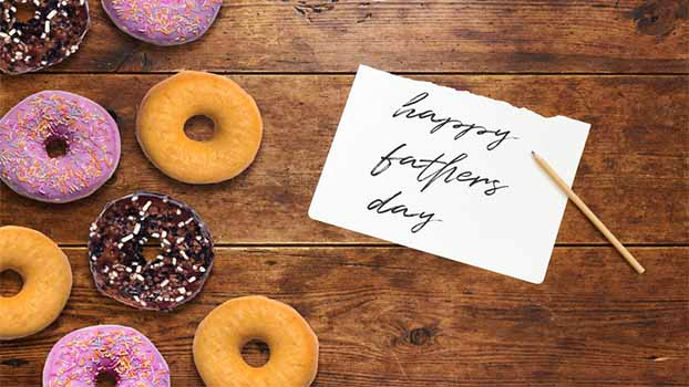 Donuts with Dad Invitation Awesome Ideas for Donuts with Dad Day for Father S Day Celebrations