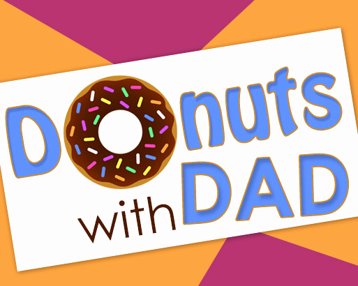 Donuts with Dad Invitation Best Of Nursery Blog March 2016