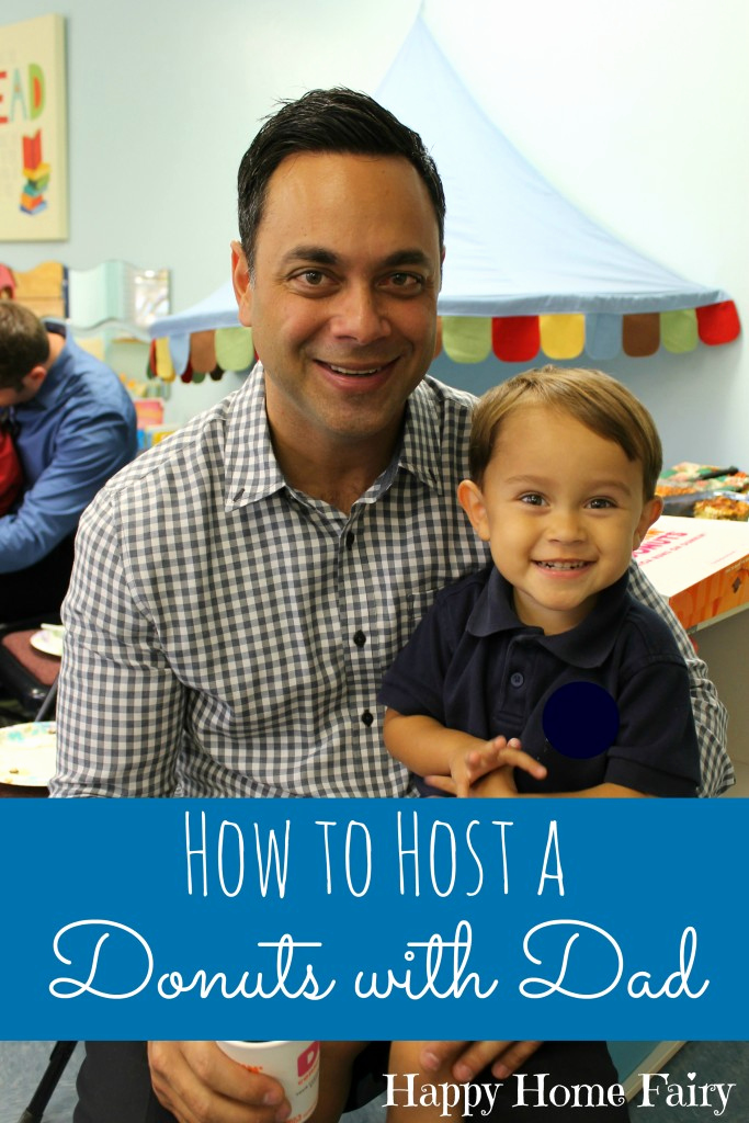 Donuts with Dad Invitation Unique How to Host A Donuts with Dad In Your Preschool Classroom