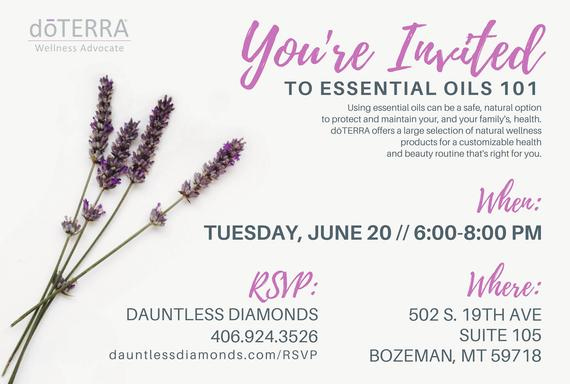 Doterra Essential Oil Class Invitation Best Of Doterra Class Invitation Lavender Ii