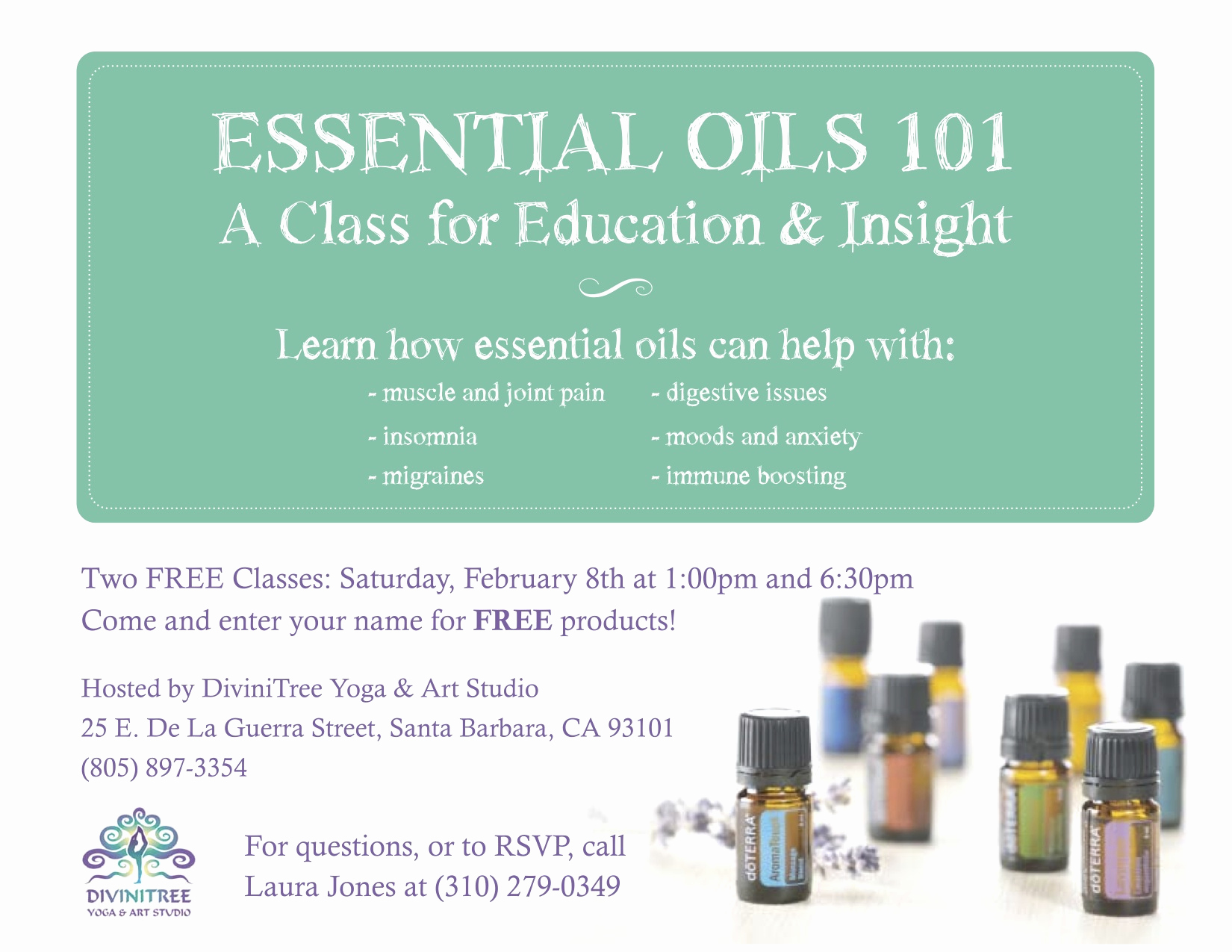 Doterra Essential Oil Class Invitation Elegant Doterra Essential Oils Class Invitation to Pin On
