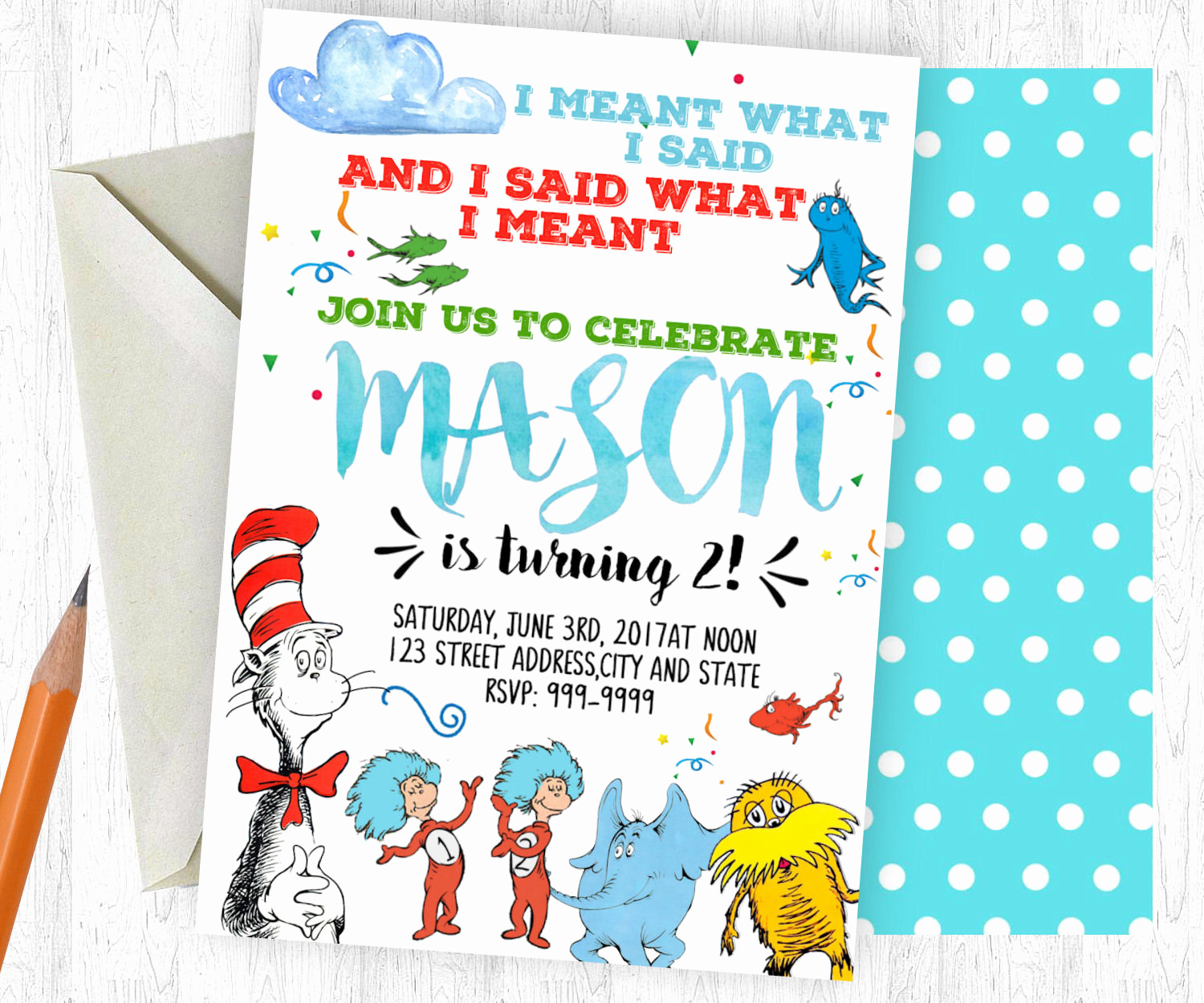Dr Seuss Birthday Invitation Elegant Dr Seuss Birthday Invitation Dr Seuss Invitation Dr Seuss