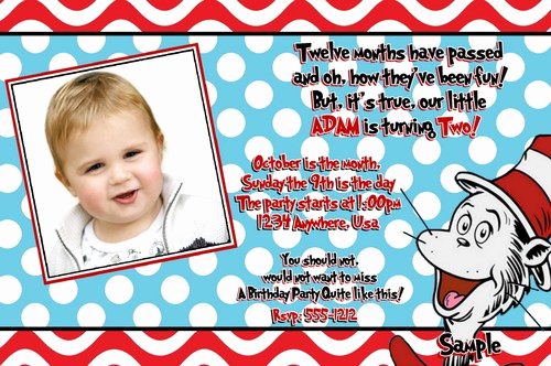 Dr Seuss Birthday Invitation Fresh Free Printable Dr Seuss Birthday Invitations Free