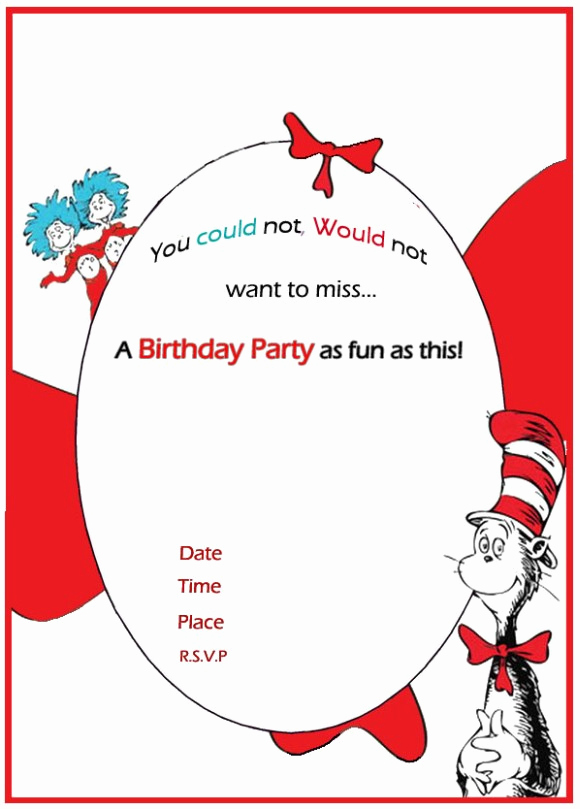 Dr Seuss Invitation Template Best Of Dr Seuss Quotes Birthday Invitations Image Quotes at