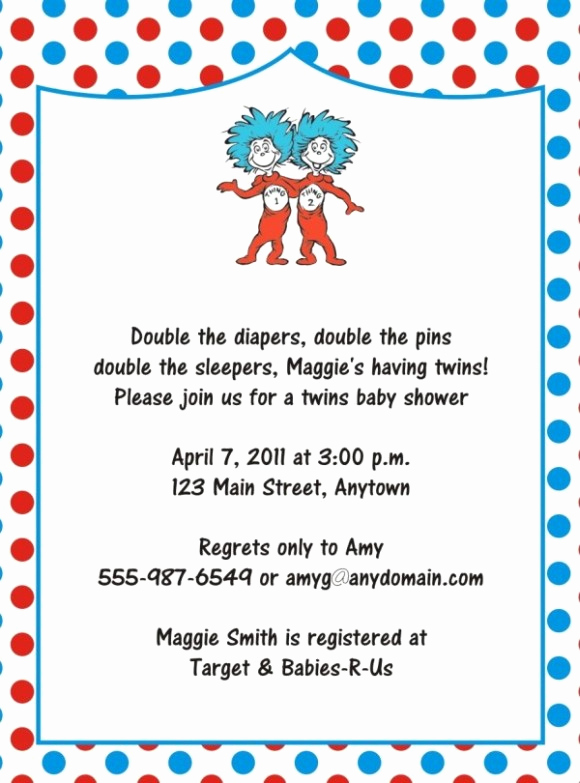Dr Seuss Invitation Template Free New Free Dr Seuss Baby Shower Invitation Psd Template Free