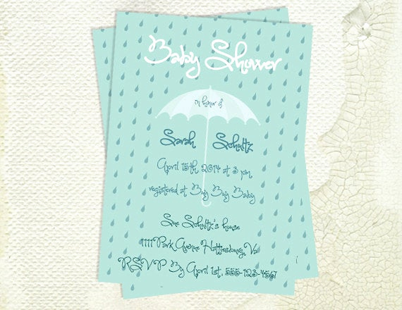 Drop In Shower Invitation Wording Beautiful Items Similar to Diy Printable Baby Shower Invitation Boy